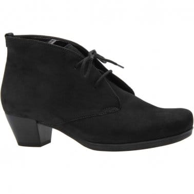 Cynthia Ladies Lace Up Ankle Boots