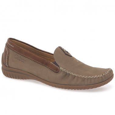 California  Sporty Ladies Moccasins
