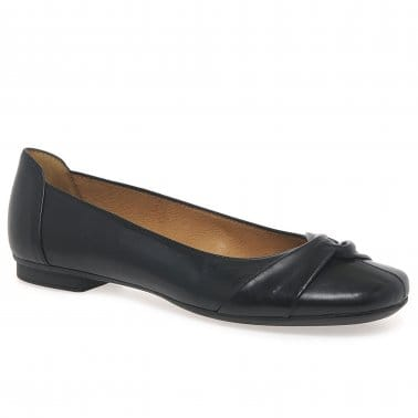 Frost Ladies Ballerina Pumps