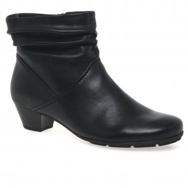 Tess Ladies Modern Ankle Boots