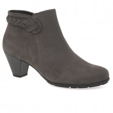 Portobello Ladies Ankle Boots