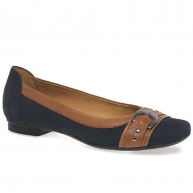 Indiana Womens Casual Pumps