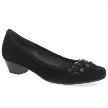 Twang Ladies Dress Court Shoes