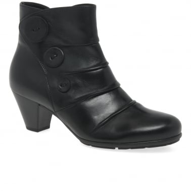 Spiritual Ladies Ankle Boots