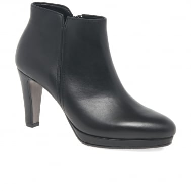 Orla Ladies Modern Ankle Boots