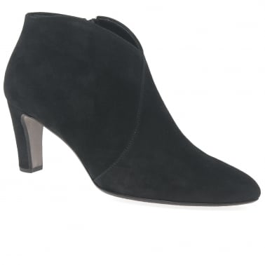 Ricard Ladies Modern Ankle Boots