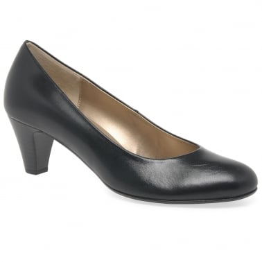 2c9409f0c9d Gabor Hume 2 Ladies Patent Slingback Shoes