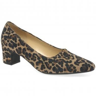 Gabor Damen Fashion Pumps, beige: : Schuhe