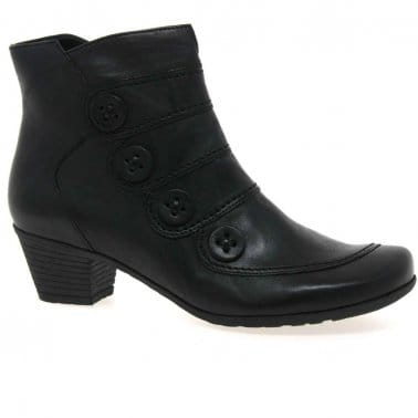 Georgie Ladies Ankle Boots