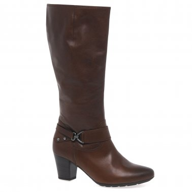 Rosheen Ladies Wide-Fitting Long Boots