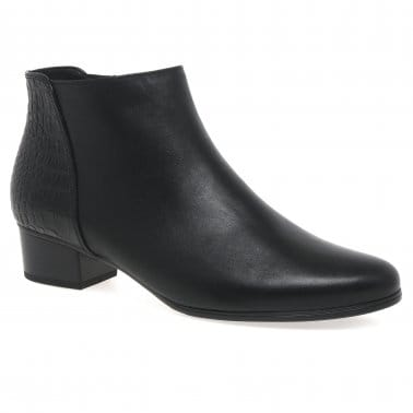Fresco Ladies Ankle Boots