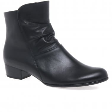 Jensen Wide Fit Ankle Boots