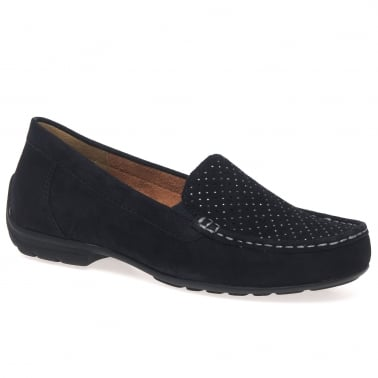Annemarie Womens Casual Slip On Shoes