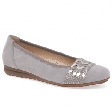 Rhiannon Ladies Wide Fit Shoes