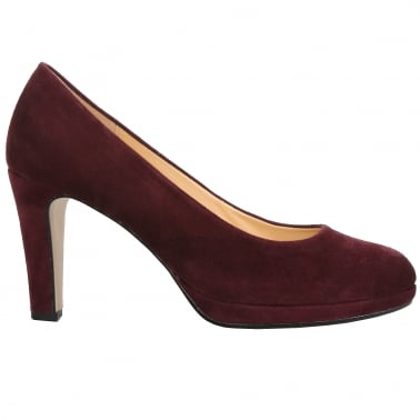 Splendid Womens High Heel Court Shoes