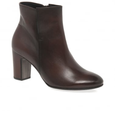 Becca Ladies Modern Ankle Boots