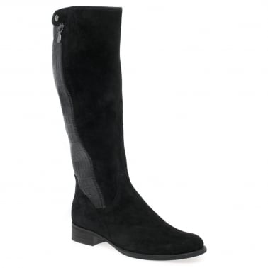 Dawson M Ladies Long Boots