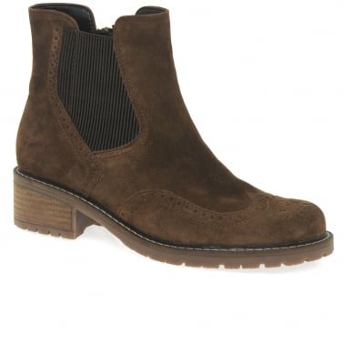 Imagine Womens Chelsea Look Boots