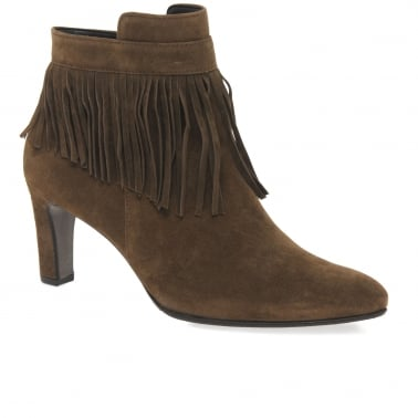 Brand Ladies Modern Ankle Boots