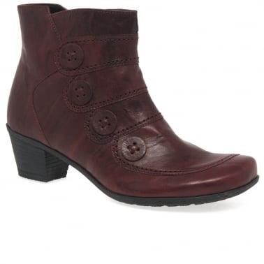 b5f393dad1b Georgie Womens Ankle Boots