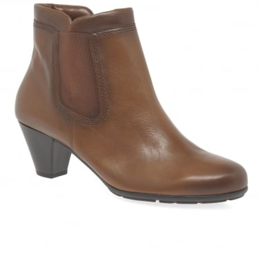 Paige Ladies Modern Ankle Boots