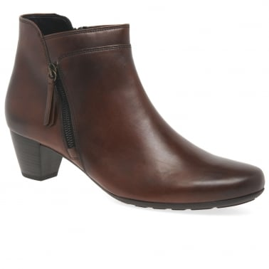 Bonsoir Ladies Modern Ankle Boots
