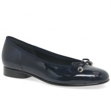Lisa Womens Ballet Pumps