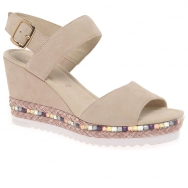 Wicket Womens Casual Sandals