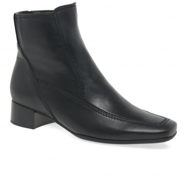 Bindy Ladies Casual Ankle Boots