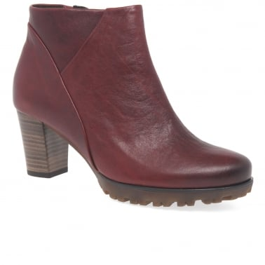 Calista Ladies Ankle Boots