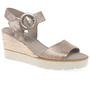 Obsession Ladies Casual Wedge Heel Sandals