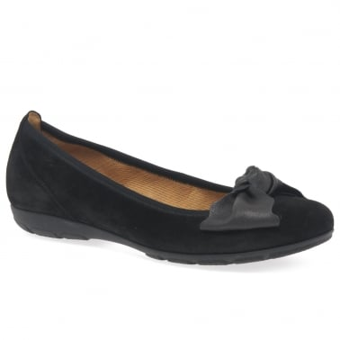 Brenda Womens Casual Ballet Pumps