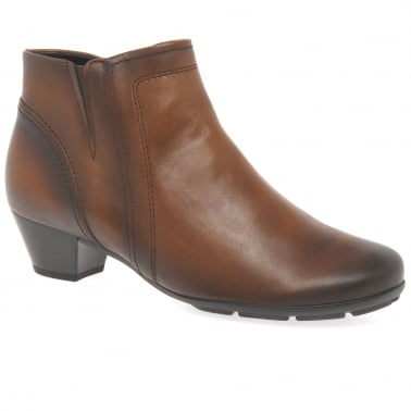 Heritage Womens Modern Ankle Boots