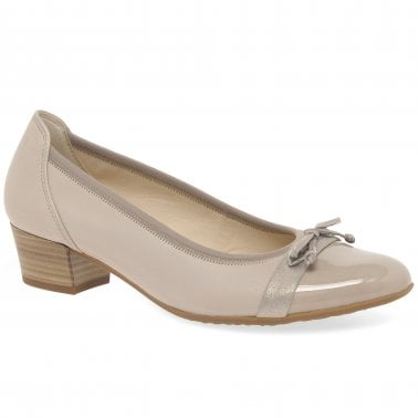 1458066b3d0 Hayley Womens Bow Court Shoes