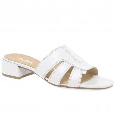 f7496bbc18bc78 Amos Womens Sandals · Puder Metallic · Gabor Amos Ladies Sandals