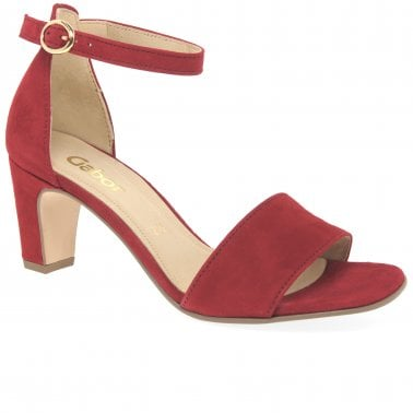 ff00436eb96 Women's Heeled Sandals   Buy High Heeled Sandals   Gabor Shoes