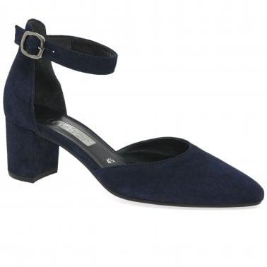 Ladies Navy Blue Court Shoes | Gabor Shoes
