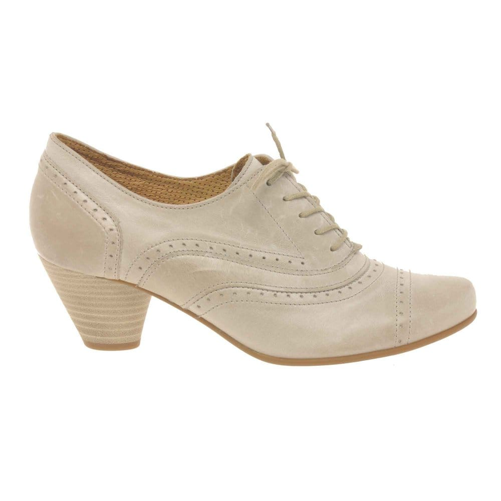 gabor bauble leather womens brogues gabor from gabor