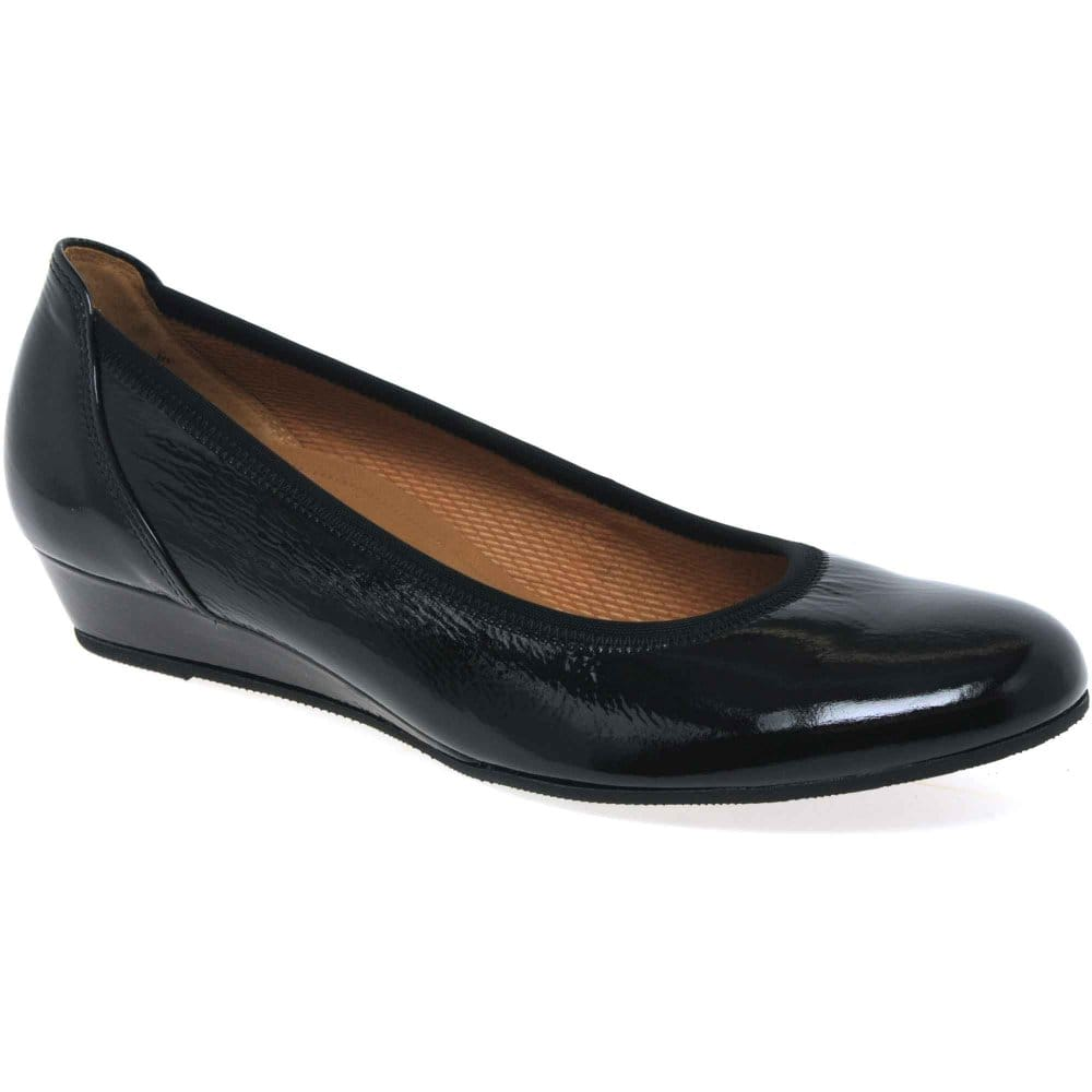 gabor chester pumps wedges charles clinkard